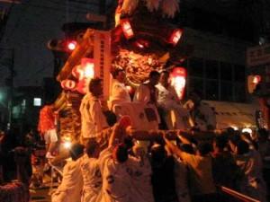 長瀬神社夏祭り