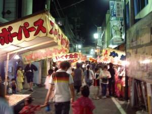 瓢箪山稲荷神社夏祭2