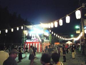 瓢箪山稲荷夏祭