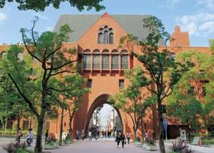 近畿大学校舎
