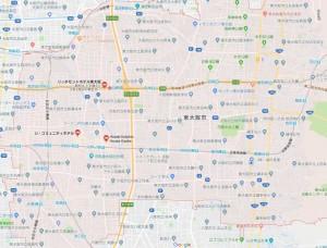 東大阪鉄道地図